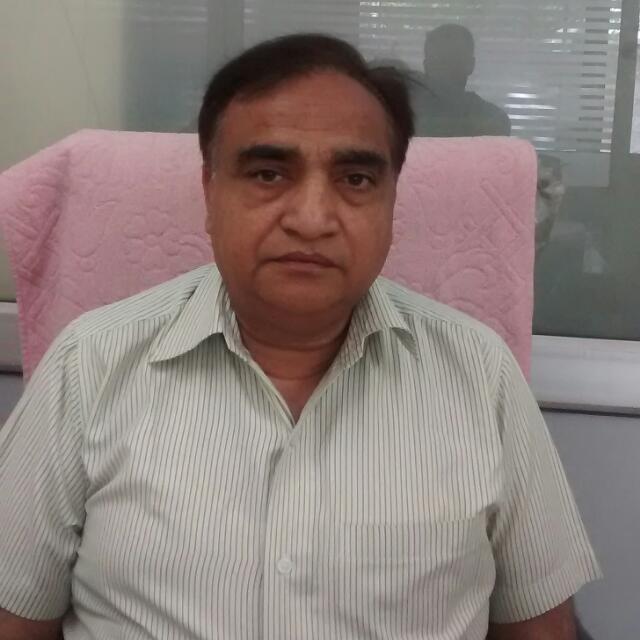 Dr. Rishi Raj Vashistha